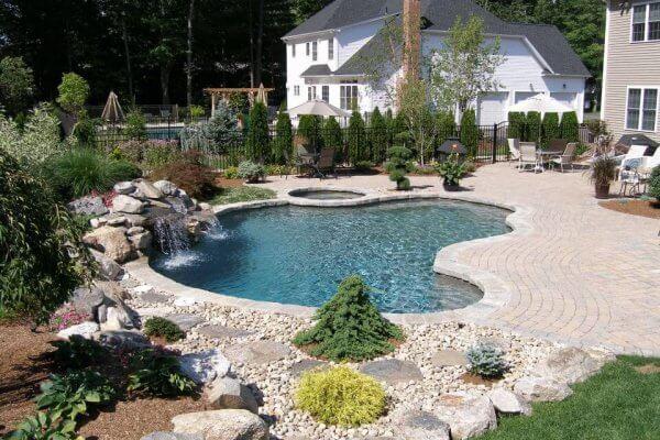 Gunite Swimming Pool & Spa Installer