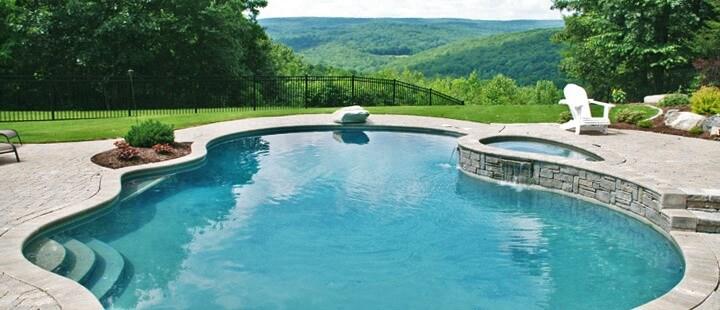 Inground Swimming Pool Installation, CT