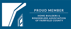Home Builders & Remodeling Association of Fairfield County (HBRA) Proud Member Logo