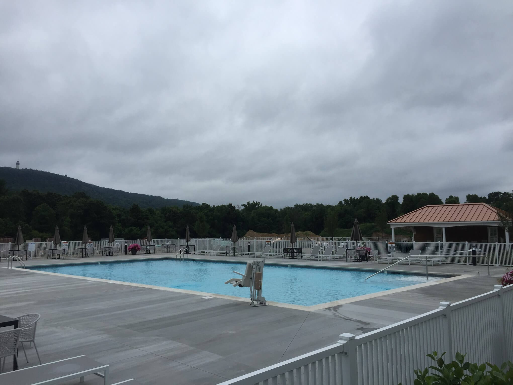 commercial pool ct