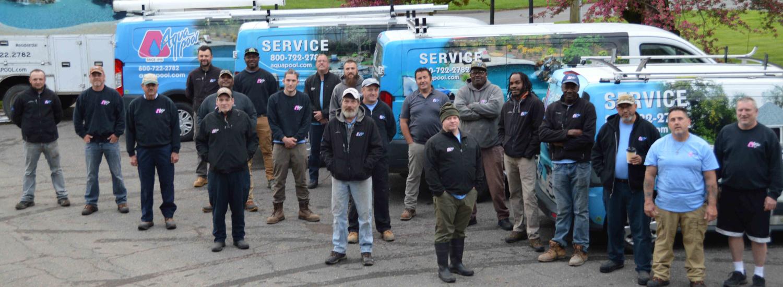 Aquapool Staff