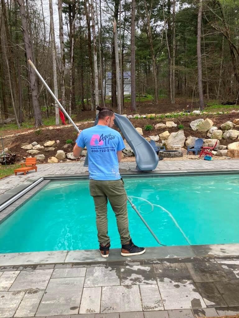 pool maintenance ct